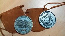 Assassins Creed III Join or Die Medallion - Connor's Medal Coin Limited Edition