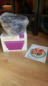 Micro urban Family Tupperware neuf + livre de recettes neuf