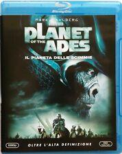 Blu-ray Planet of the Apes - Il Pianeta delle Scimmie di Tim Burton 2001 Usato