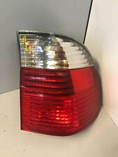 BMW E39 5 SERIES ESTATE CLEAR DRIVERS SIDE OS REAR TAIL LIGHT/LAMP 01- 04 #4