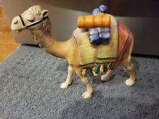 """Vintage Large 8 1/2"""" Vintage Goebel Standing Camel For Hummel Nativity"""