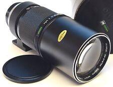 OLYMPUS OM 300mm 4.5 + Estuche