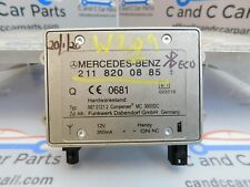 Mercedes Antenna Amplifier Bluetooth Module 2118200885 20/1