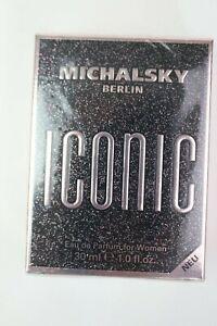 Michalsky Berlin Iconic Eau de Parfum for Women 30 ml NEU OVP