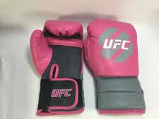 Official UFC 10Oz Women's Mixed Martial Arts Cardio Gloves FloMotion Technology