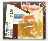 Led Zeppelin II [Remaster] ~ New CD (May-1994, Atlantic (USA)) 2