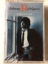 """JOHNNY RODRIGUEZ CASSTTE """"GRACIAS""""  NEW & SEALED"""