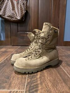 Danner Desert Acadia 26000 Suede Military Boots Made In USA Men's 9 D