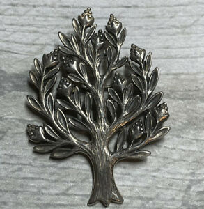 James Avery Tree of Life ~ Sterling Silver