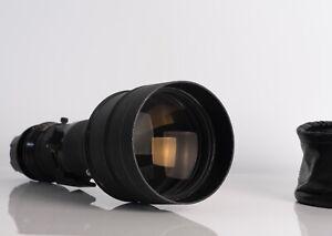 Nikon Nikkor ED 400mm F/3.5 PL Mount CINE modefied