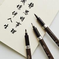 Chinese Pen Japanese Calligraphy Writing Art Script Painting Tool Brush Set