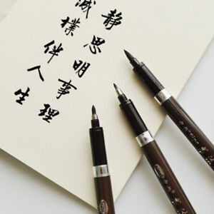1/3pc Chinese Writting Pen Japanese Calligraphy Writing Art Script Painting Tool
