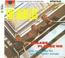THE BEATLES PLEASE PLEASE ME Enhanced REMASTERED DIGIPAK CD NEW