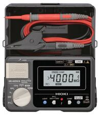 Hioki Insulation Resistance Tester For Photovoltaic System Ir4053-10 EMS