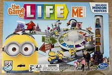 The Game Of Life Despicable Me Minion Game- Complete