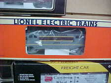 LIONEL,,,,# 19130,,,,,LACKAWANNA 4 CAR PASSENGER SET