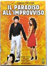 Dvd Il Paradiso all'improvviso di Leonardo Pieraccioni 2003 Usato
