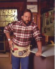 RICHARD KARN Autographed Signed HOME IMPROVEMENT AL BORLAND Photograph - To John