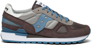 Saucony Shadow Original S2108-791 Grey/Blue 2021 Brand New Complete In Box