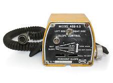Blaw-Knox Ags-5.5 Paver Machine Control Box, Blaw Knox