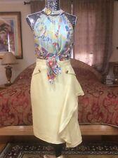 ICONIC CHIC and very CLASSY VALENTINO skirt
