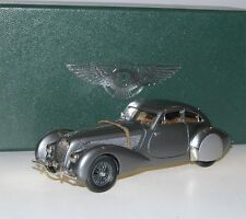 "Lansdowne/Brooklin LDM.105A, 1939 Embiricos Bentley ""Original Car"" gunmetal 1/43"