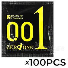 Okamoto Zero One 0.01mm Thinnest Condoms