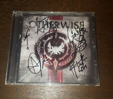 WOW! TRUE LOVE NEVER DIES by OTHERWISE Signed Autographed CD by All Original