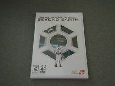 Sid Meier's Civilization Beyond Earth PC DVD-ROM    New & Sealed  Windows Vista
