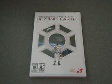 Sid Meier's Civilization Beyond Earth PC DVD-ROM    New & Sealed  Windows Vista