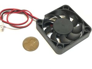 1 Piece 12V 5010 2 Pin Computer fan 50MM 5CM pc cooling cool Replacement A5
