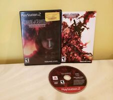 Dirge of Cerberus Final Fantasy VII Playstation 2 PS2 Game Complete CIB Tested!