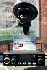 Radio CB TTI 550 AM FM + fenêtre Support de fixation Ventouse Support Kit Voiture