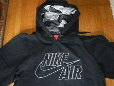 Nike Air Hoody Hoodie Pullover Mens Small Sweatshirt short sleeve 834128