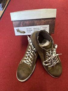 Country Maddox Sneaker/ Trachtenschuh Herren Gr 42