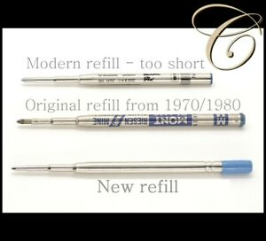 Long Giant Refill | Riesenmine for Vintage Montblanc Pens from the 1970/1980s
