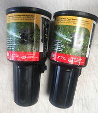 New listing 2-Rain Bird Mini-Paw Pop-Up Impact Rotor Sprinkler ( Free Shipping! )