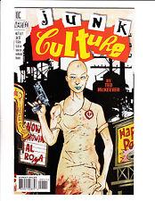 Junk Culture No 1 & 2 Set 1997 Two Issue Vertigo Set !