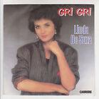 "Linda DE SUZA Vinyle 45T 7"" GRI GRI -UN JOUR ICI ..AILLEURS - CARRERE 13686 RARE"