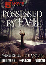 Possessed by Evil: 5 Movie Collection (DVD, 2016, 2-Disc Set)