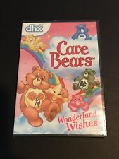 2013 The Care Bears Wonderland Wishes DVD New And Unopened!