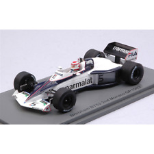Brabham BT52 2nd GP Monaco 1983 N.Piquet 1/43 S7110 Sparkmodel