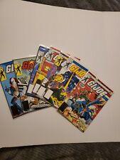 RARE GI JOE Toy Hasbro Variant Marvel Reprint ISSUES 1,2,3,7,8,24, & 49 =7 Books