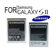 100% Genuine Samsung Galaxy S2 SII GT-i9100 Battery EB-F1A2GBU OEM Original New