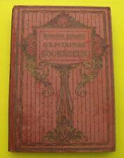 Capitaines Courageux ( goélettes islandaises, TERRE-NEUVE ) Rudyard Kipling 1880