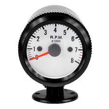 Auto KFZ Drehzahlmesser Tachometer LED Anzeige Zusatz Instrument RPM Instrument
