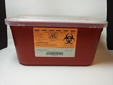 1 Gallon Sharp Container with Wall Bracket includes Key