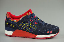 ASICS GEL LYTE III H5L2N 5050 LIMITED KIMONO PACK RETRO JAPAN SNEAKER 43