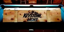 New Keystone Light Billiards Pool Table Light Lamp Poker Game room Man Cave