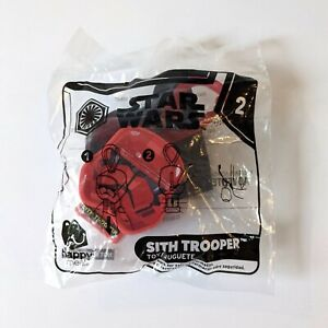 """McDonald's Happy Meal Toy Star Wars """"Sith Trooper"""" #2 Rise of Skywalker 2019 NEW"""